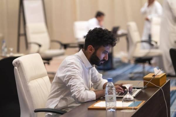 كيف ألهم «السدو» محمد الحواس لتصميم شعار رئاسة السعودية لـ G20 ؟