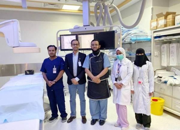 مدير صحة عسير: قيادة المملكة الحكيمة تضع مصلحة المواطن أولوية