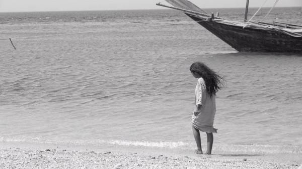 الفيلم السعودي سيدة البحر للمخرجة شهد الأمين، الحائزة جائزة مهرجان سنغافورة.
