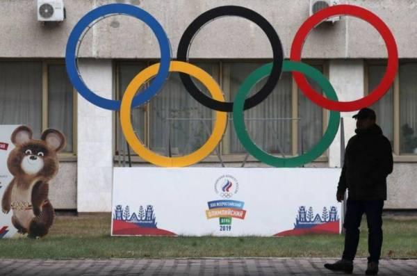 إيقاف روسيا عن المشاركات في الأولمبياد والمسابقات الرياضية