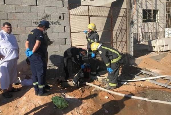 المدينة: مصرع طفل سقط في منهل صرف صحي