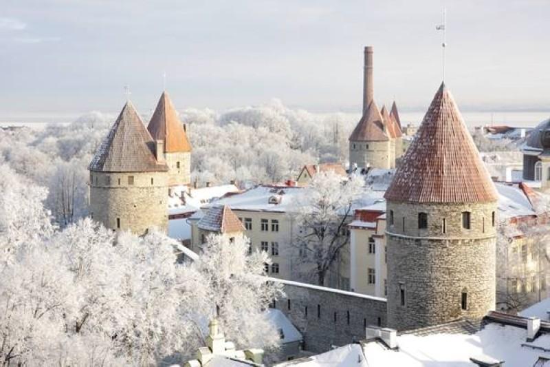 تالين في إستونيا
