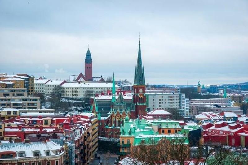 غوثنبرغ في السويد