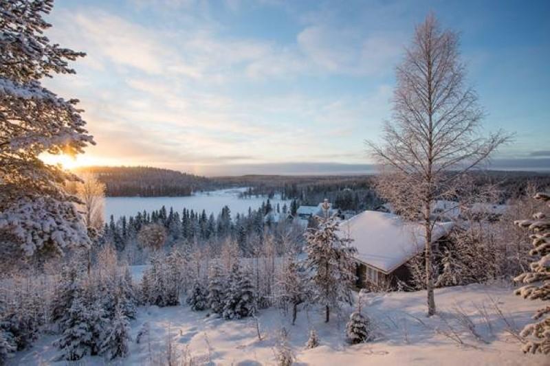 لابلاند في فنلندا