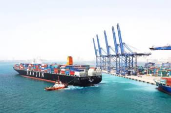 تطوير حاويات ميناء جدة يرسخ مكانة السعودية كمركز للخدمات اللوجستية العالمية.