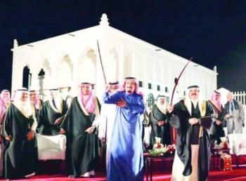 العلاقات السعودية البحرينية مستقبل واحد ومصير مشترك.