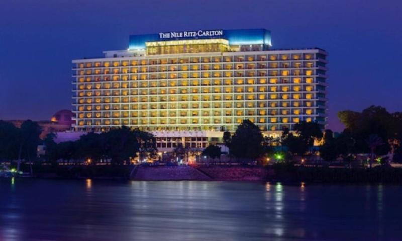 فندق النيل ريتز- كارلتون القاهرة