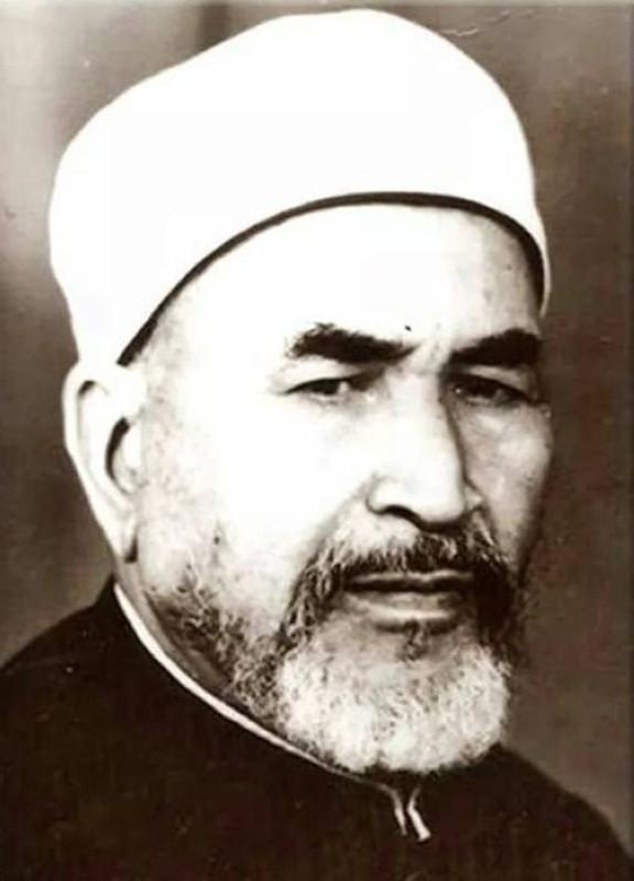 المؤرخ الليبي الشيخ الطاهر الزاوي