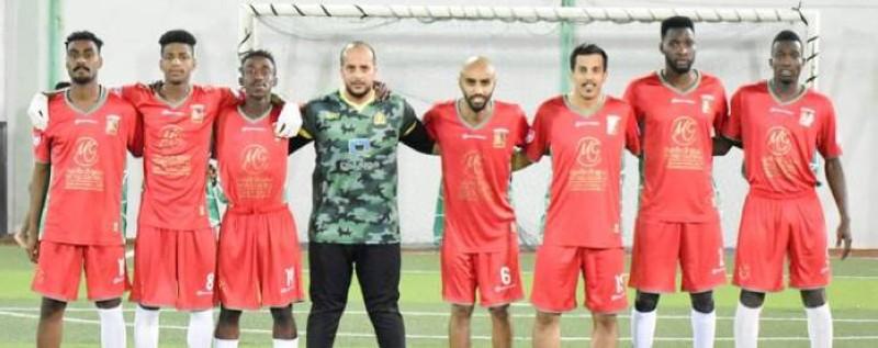 فريق مورو العالمية.