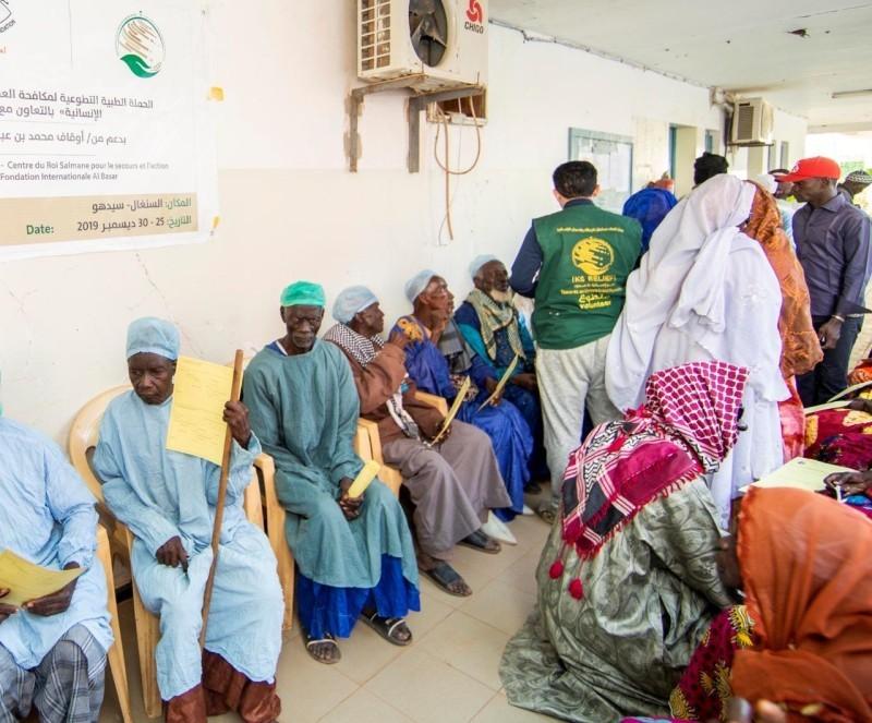 مركز الملك سلمان للإغاثة ينفّذ 30 حملة طبية تطوعية في 14 دولة حول العالم خلال العام 2019م