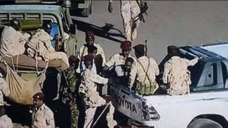 تأهب أمني في السودان المواجهة التمرد