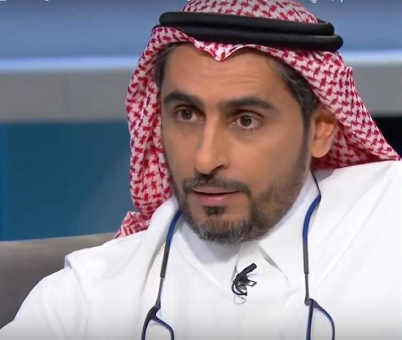 المحامي والكاتب عبدالرحمن اللاحم