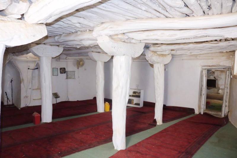 مسجد جرير البجلي في الطائف من المساجد القديمة التي خضعت للتطوير.