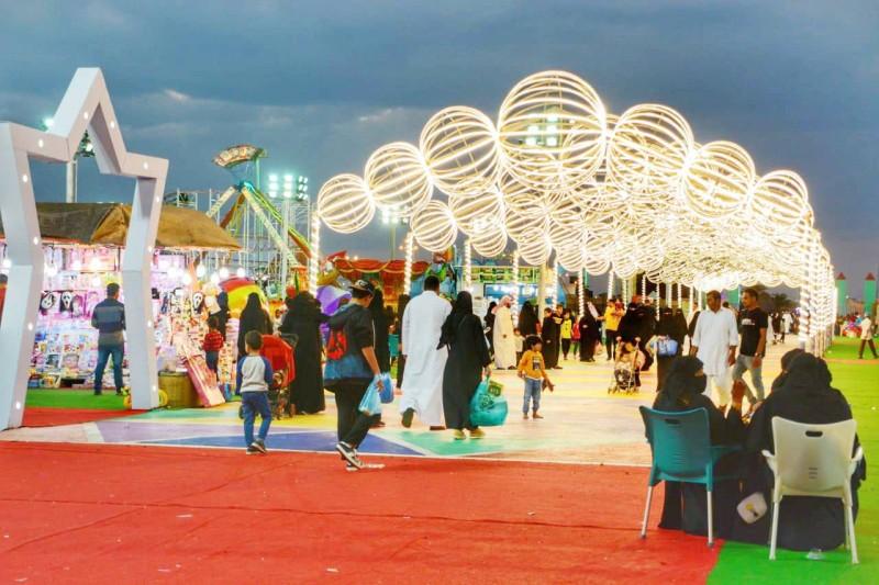 270 ألف زائر لـ100 فعالية بمهرجان جازان