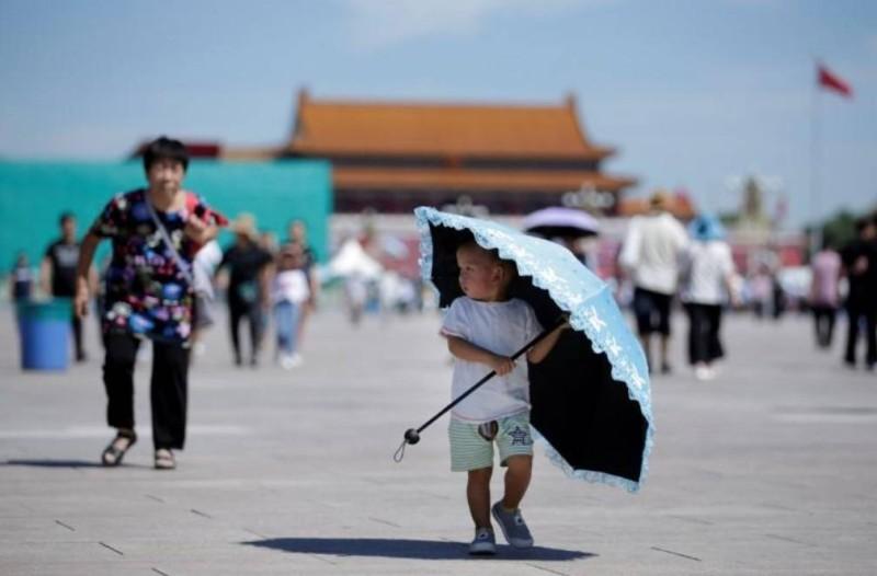 بلغ معدل المواليد في الصين 10.48 لكل 1000