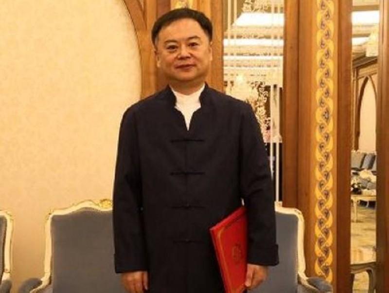 السفير الصيني في السعودية