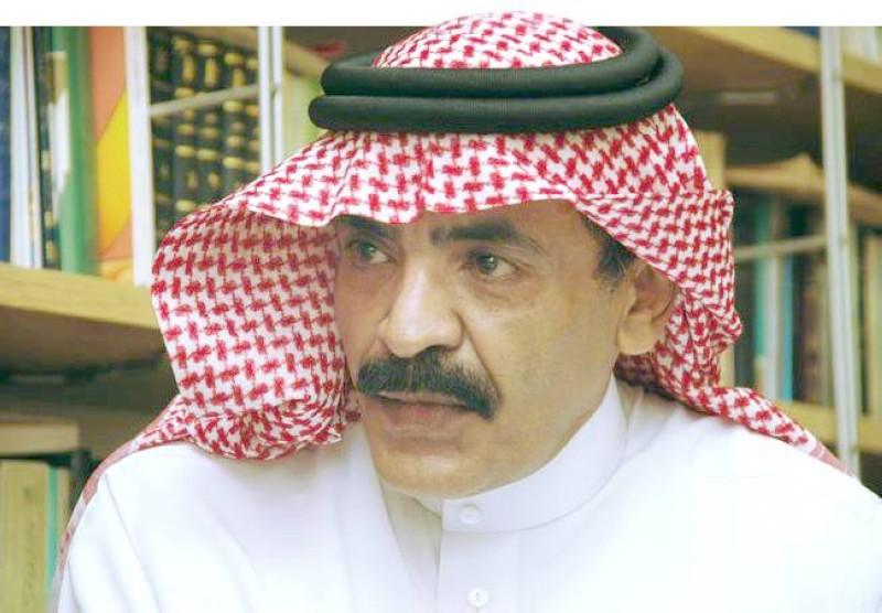 محمد الثبيتي