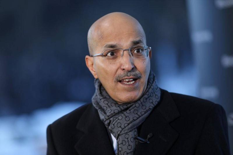 وزير المالية السعودي محمد الجدعان.