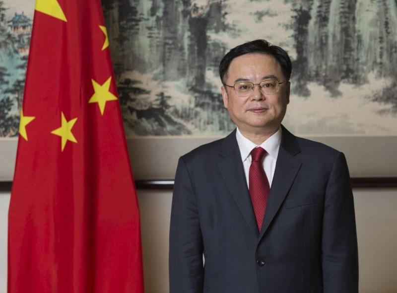 السفير الصيني لدى المملكة تشن وي تشينغ