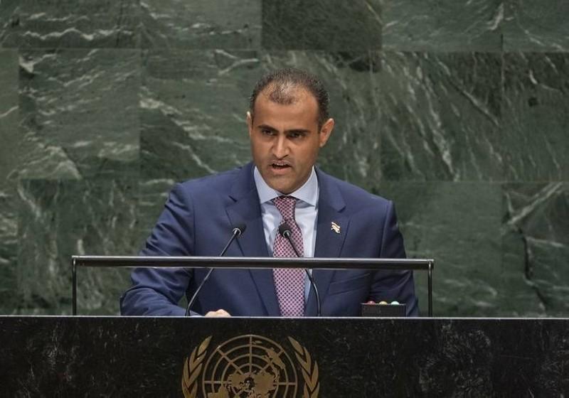وزير الخارجية اليمني