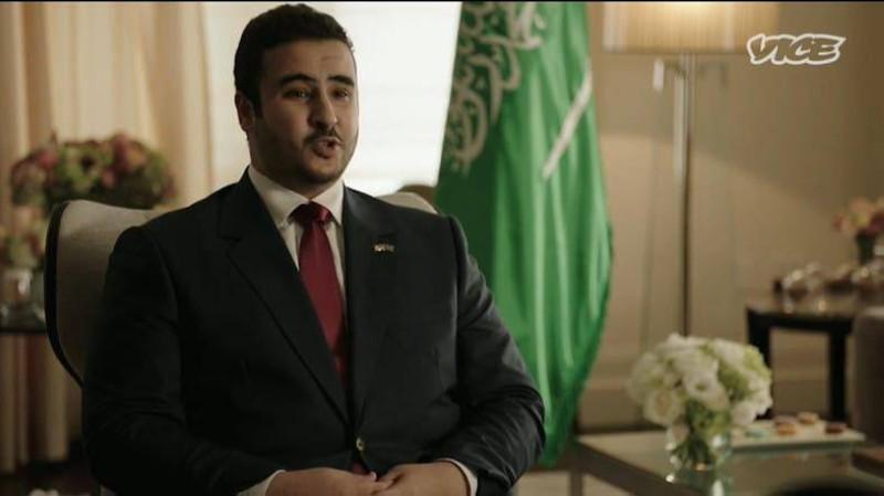 خالد بن سلمان.