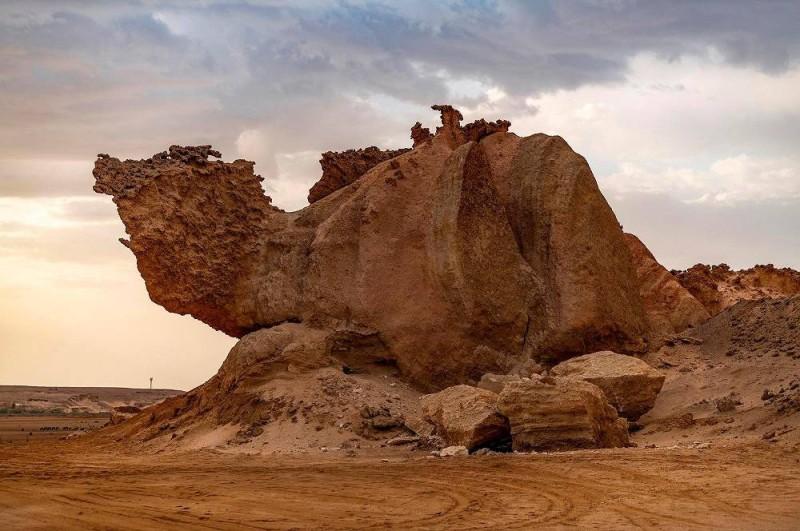 صخرة الجمل