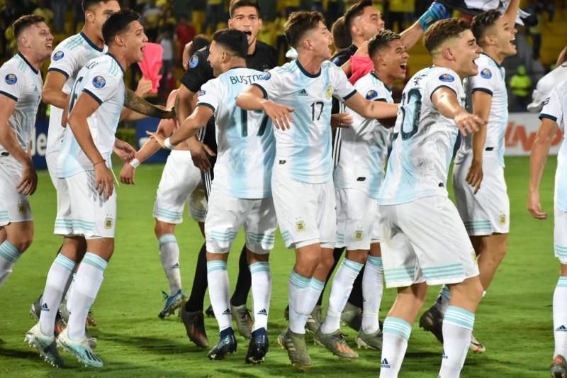 فرحة أرجنتينية