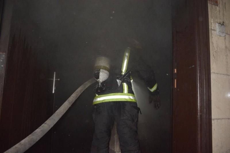 الدفاع المدني يسيطر على الحريق