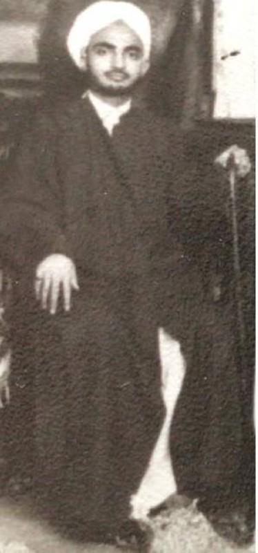 الأديب الرحالة محمد عبدالحميد مرداد