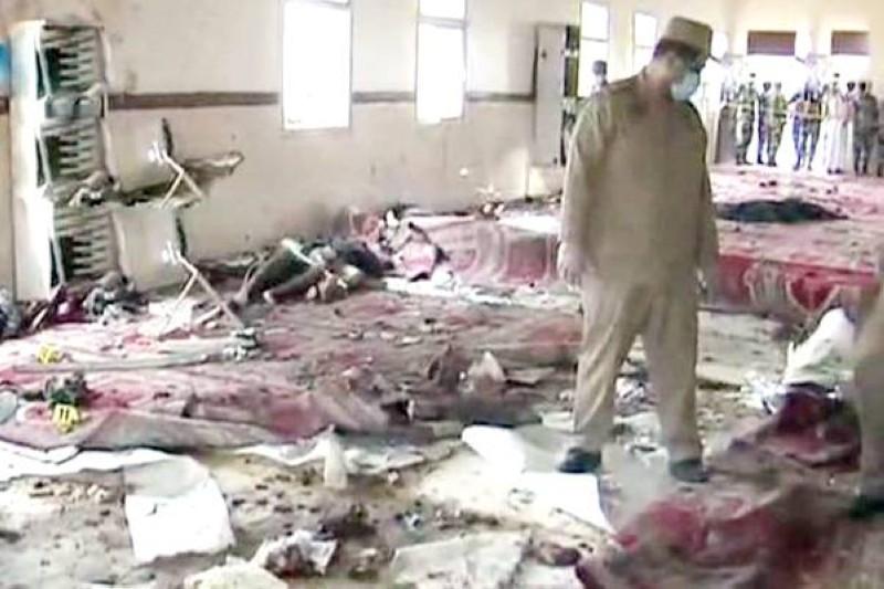 مسجد قوات الطوارئ.