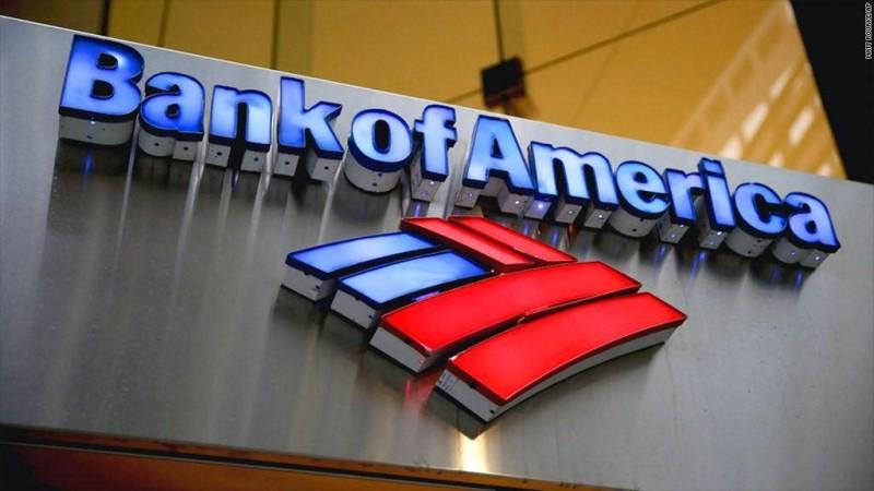 شعار بنك اوف أمريكا