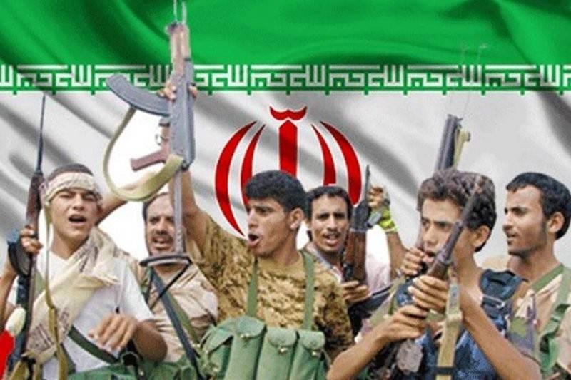 مليشيا الحوثي المدعومة من ايران