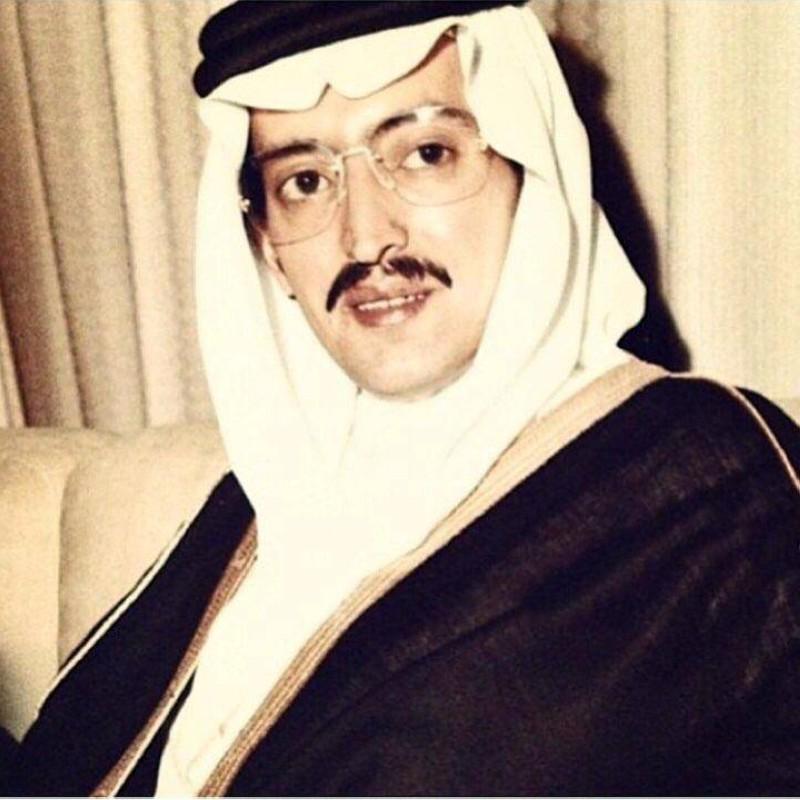 الأمير سعود بن بندر