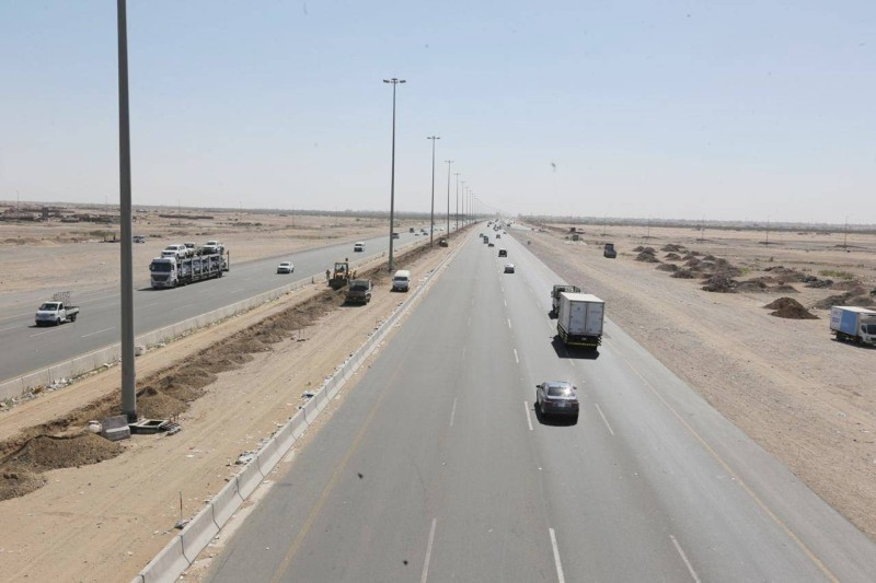 طريق الساحل (جدة - الليث).