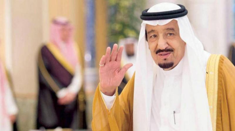 الملك سلمان بن عبدالعزيز.