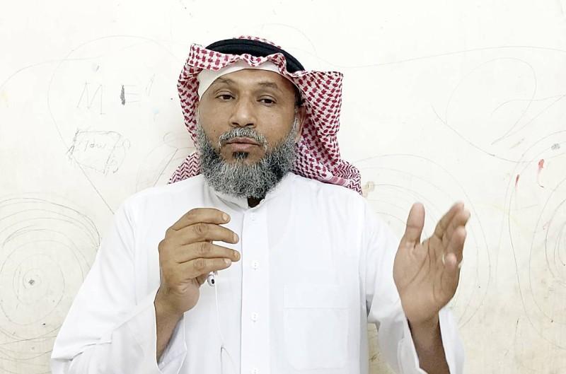 أحمد عبده واصلي متحدثا لـ «عكاظ»