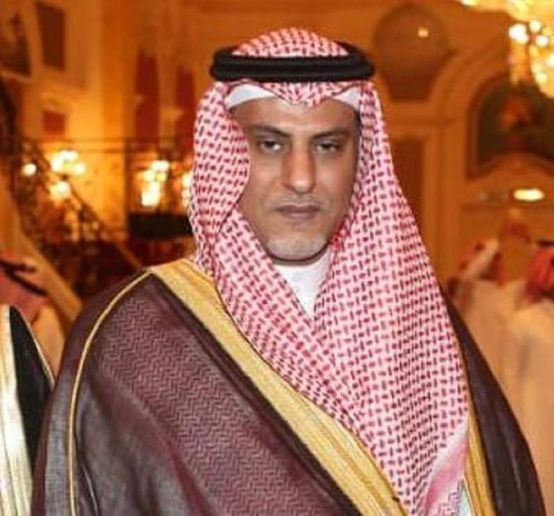 نجل الفقيد محمد آل سليمان