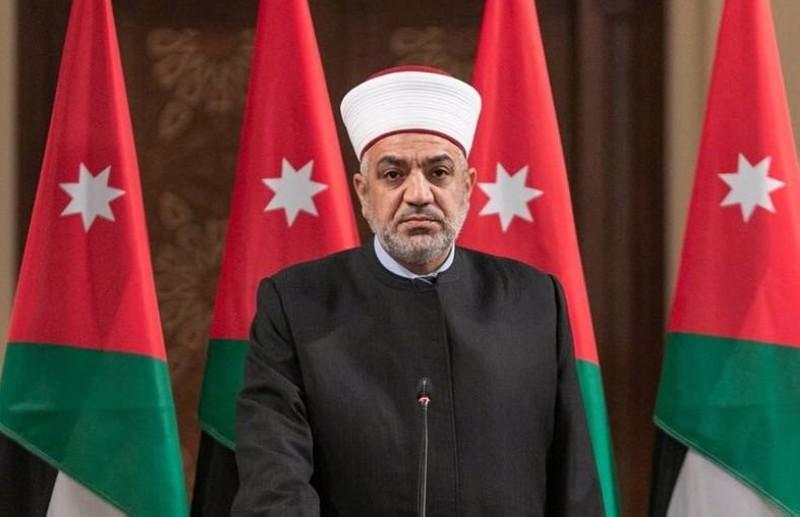 وزير الأوقاف الأردني