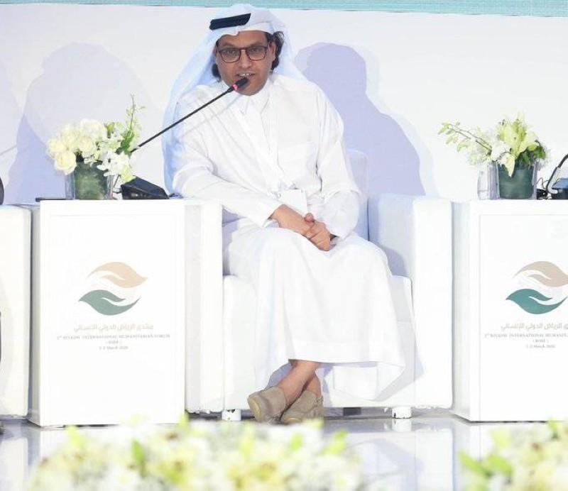 منتدى الرياض: هناك تقصير في نقل أخبار القضايا الإنسانية