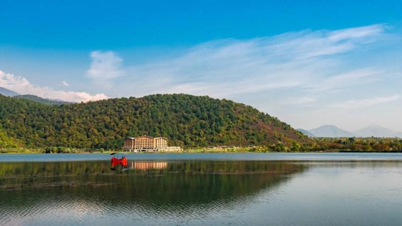 بحيرة أذربيجان