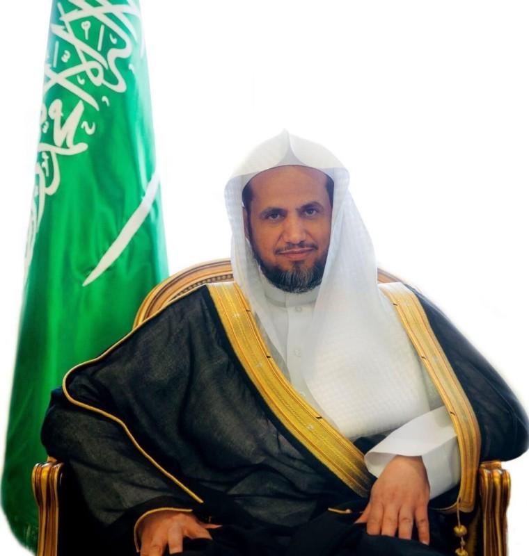 الشيخ سعود بن عبدالله المعجب
