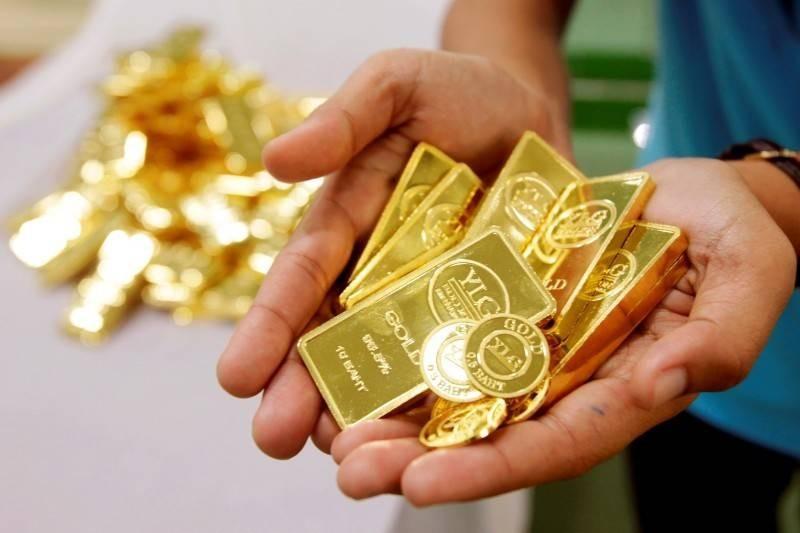 ارتفاع أسعار الذهب بـ1.37%