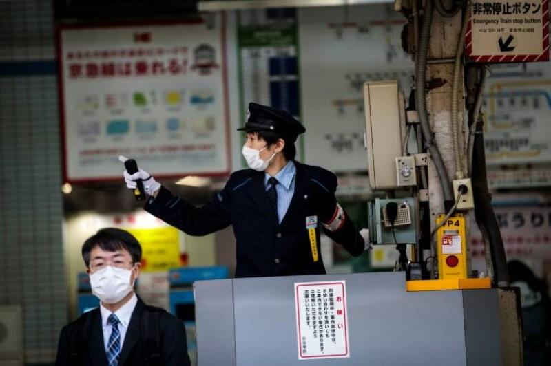 اليابان تعلن حالة الطوارئ لمواجهة فايروس كورونا المستجد.