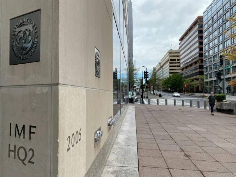 مبنى صندوق النقد الدولي في واشنطن (أ.ف.ب.)