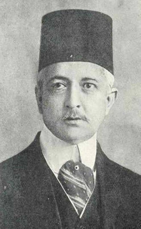 سعيد حليم باشا