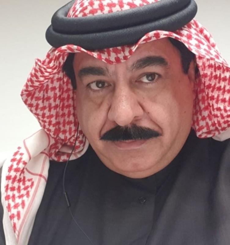 الخبير الأمني والقانوني الدولي البحريني بدر بن سلطان الحمادي.