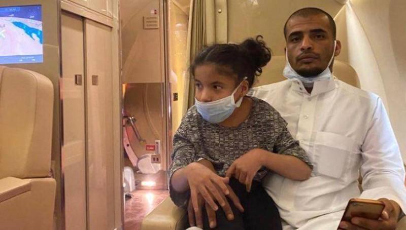 نقل ابتهال إلى الرياض عبر «الإخلاء الطبي» - أخبار السعودية   صحيفة عكاظ