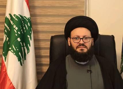 أمين المجلس الإسلامي العربي الدكتور السيد الحسيني.