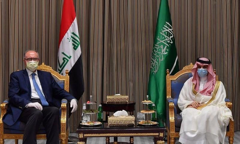توجيه سعودي بعودة السفير للعراق وبدء أعمال الملحقية التجارية