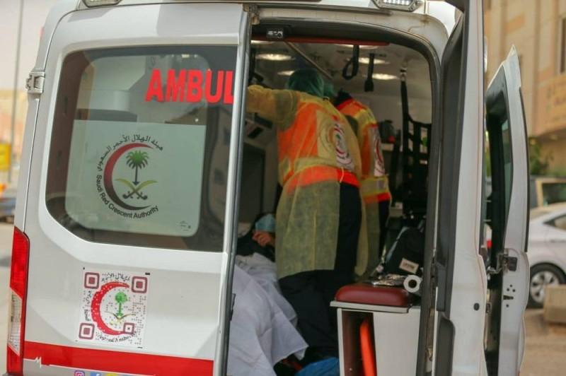 «الهلال الأحمر»: 130 ألف اتصال خلال رمضان في منطقة الرياض - أخبار السعودية   صحيفة عكاظ